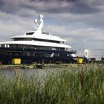 Как верфь Feadship строила яхту LONIAN (87м)