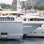 Monaco Yacht Show 2015 - Интервью с Julia Stewart