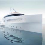 Новая концепт-яхта Choice 74 м от Feadship