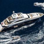 Новый Центральный Агент по продаже суперъяхты SOLARIS