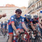 Поддержите велогонку Лондон-Монако