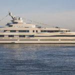 Imperial и Benetti спустили на воду Project FB-277 длиной 107 метров