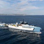 Судостроитель передал заказчику 55-метровую яхту Damen B3