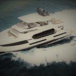Моторная яхта FD-70 пополнила линейку Horizon Yachts